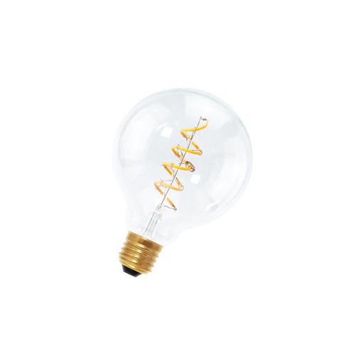 Afbeelding van Bailey SpiraLED william g95 e27 4w 2200k clear dimm LED-lamp