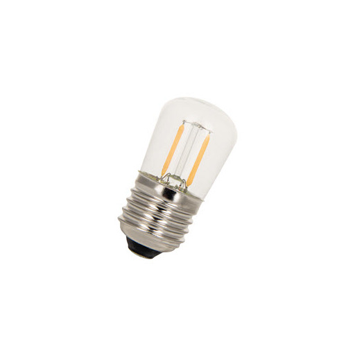 Afbeelding van Bailey Led filament t28x60 e27 240v 1w 2700k clear LED-lamp