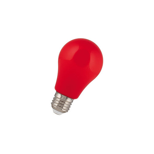 Afbeelding van Bailey Led gls a60 e27 240v 2w red LED-lamp