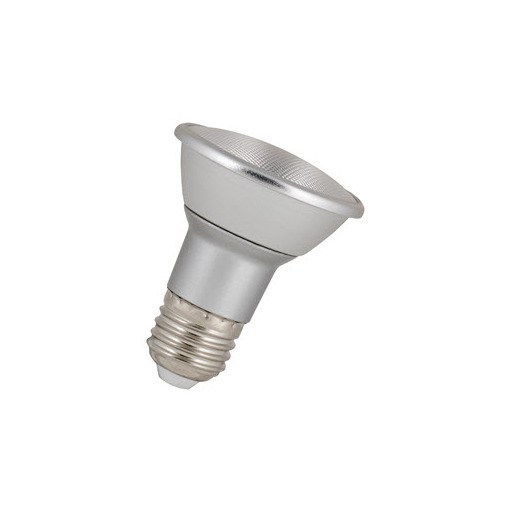 Afbeelding van Bailey Baispot LED par20 e27 240v 7w 3000k 40d alu dimm ip65 LED-lamp
